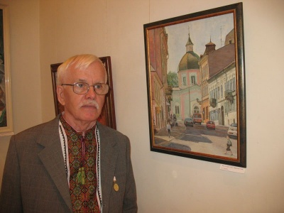 Автор герба і прапора Чернівців Орест Криворучко: «Це місто, яке я не проміняв на Москву»