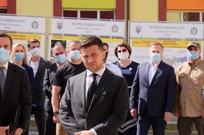 У Чернівцях знову очікують на приїзд президента