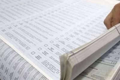 Стали відомі номери партій у бюлетені до Чернівецької обласної ради
