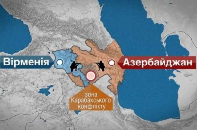 Війна у Нагірному Карабаху. Росія заявила про перекидання найманців з Лівії та Сирії