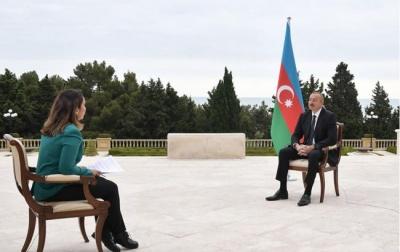 Війна у Нагірному Карабаху. Президент Азербайджану висунув вимоги до Вірменії