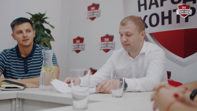 Хто йде в Чернівецьку міськраду від партії «Народний контроль»: повний список кандидатів