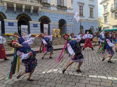 День міста Чернівці: які святкові заходи варто відвідати сьогодні