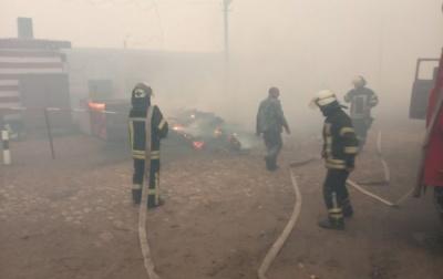 Пожежі на Луганщині. Кількість загиблих сягнула 11 осіб
