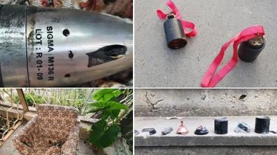 Війна у Нагірному Карабаху. Вірменія оприлюднила докази обстрілу житлових районів касетними бомбами