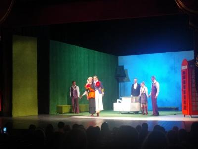 У Чернівцях актори драмтеатру після піврічної перерви зіграли прем'єру