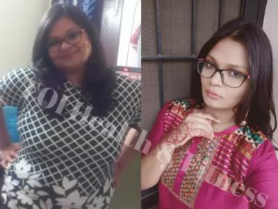 23-річна студентка скинула 34 кг без спортзалу і розкрила секрет