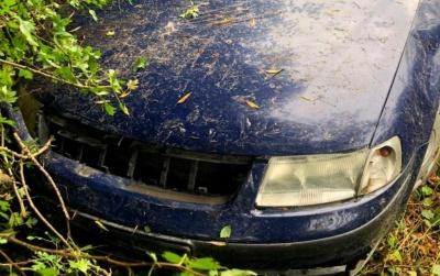 На Буковині легковик злетів з мосту: у водійки перелом хребта