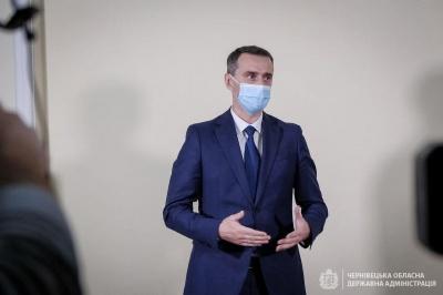 Ляшко закликав буковинців носити маски