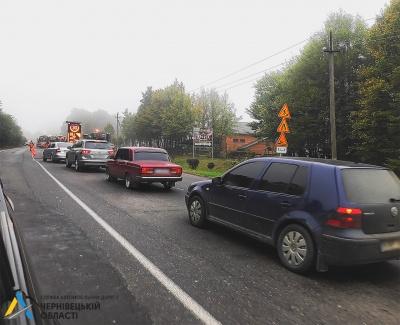 Через ремонт на трасі «Чернівці–Порубне» можливі затори, – Служба автодоріг