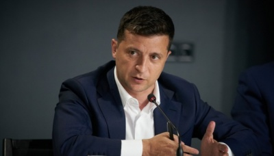 """Зеленський оголосив друге питання """"всенародного опитування"""""""