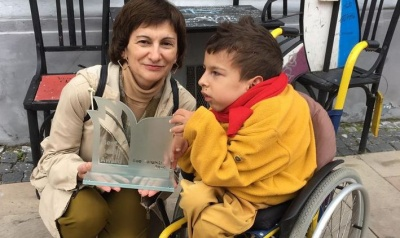 Письменниця з Чернівців отримала нагороду за дитячу книгу