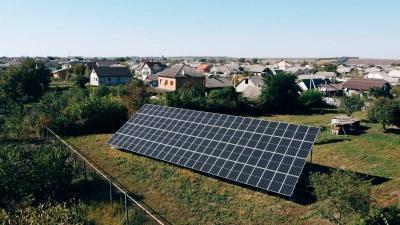 У Новоселицькому районі запрацювала нова мережева СЕС потужністю 39 кВт*