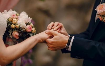 В Україні в період карантину одружувалися у 6 разів частіше, ніж розлучалися