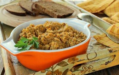 Домашня грибна ікра: рецепти смачної закуски