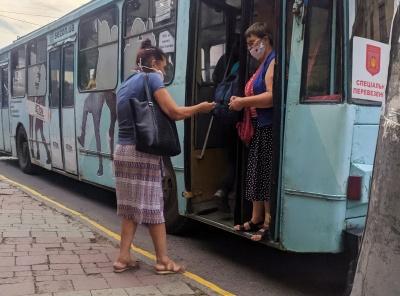 У Чернівцях три тролейбуси сьогодні змінять маршрути через ремонт на вулиці Героїв Майдану