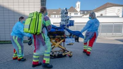 Пандемія COVID-19. У Німеччині кількість померлих від коронавірусу перевищила 10 000