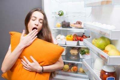 Що можна з'їсти перед сном, щоб гарно спати