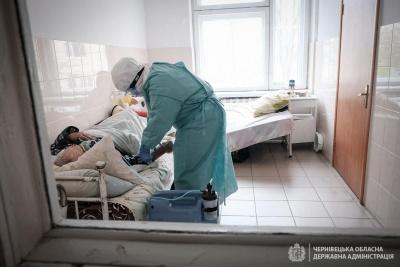 У лікарні на Буковині прийматимуть тільки хворих на COVID-19