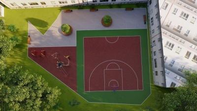 «Це для наших діток»: двір школи у Чернівцях потребує ремонту