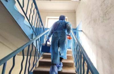 COVID-19 б'є сумні рекорди на Буковині: за добу хворобу виявили майже в 400 людей