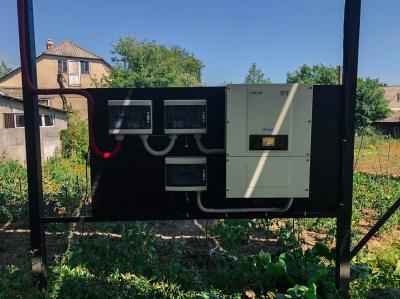 """Проєктів компанії """"ДімТек"""" у Чернівецькій області більшає! У с. Жилівка з'явилася нова сонячна електростанція!*"""