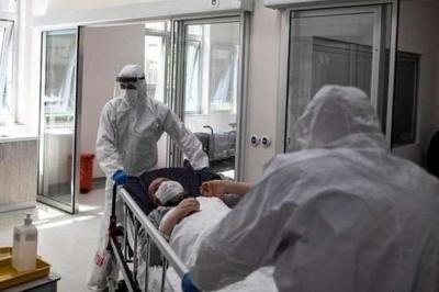 """""""Всі ліжка заповнені"""". В Івано-Франківську закінчилися місця для хворих на COVID-19"""