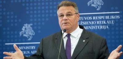 Боротьба Зеленського з Порошенком має не дуже добрий запах – міністр закордонних справ Литви