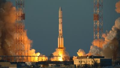 Анекдот дня: про космодром
