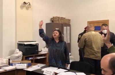 У Чернівцях міська ТВК поскаржилась у поліцію на кандидатів, які перешкоджали роботі комісії