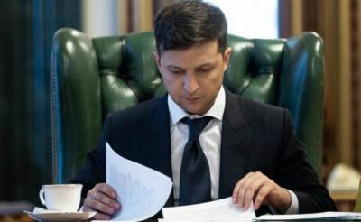 Петиція щодо ліквідації ОАСК. Зеленський доручив обговорити питання з Вищою радою правосуддя