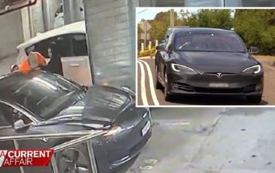 Власниця Tesla познущалася над викрадачами її авто