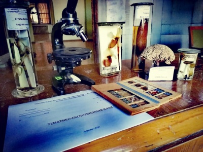 Музеї історії ЧНУ складатиметься з п'яти залів - фото