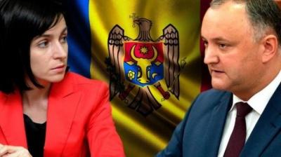 У Молдові сьогодні обирали президента. Проголосували трохи більше третини виборців