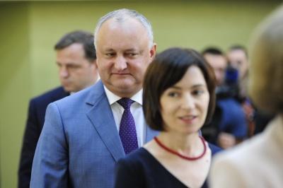 Вибори президента Молдови: чинний глава держави Додон програє в першому турі