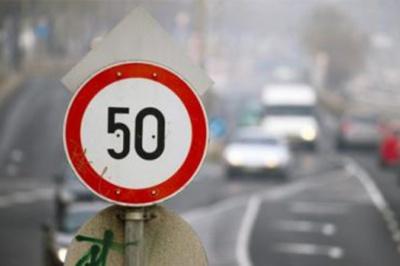 Для водіїв у великих містах почало діяти сезонне обмеження дозволеної швидкості