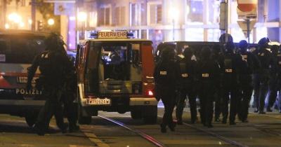Прихильники Ісламської держави взяли на себе провину за кривавий теракт у Відні