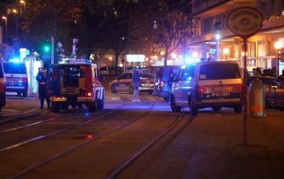 Стрілянина у Відні: кількість жертв зросла до 5
