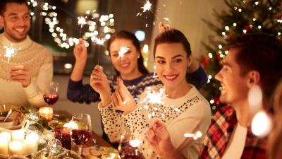 Вихідні на Новий рік і Різдво: скільки відпочиватимуть українці в січні