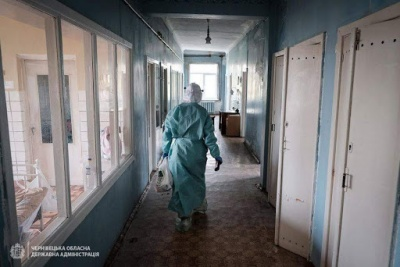 Лікарні Буковини у вересні отримали майже 100 мільйонів на боротьбу з COVID-19