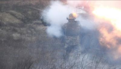 """""""Тиша"""" на Донбасі. Бойовики здійснили 8 обстрілів, поранений український військовий"""