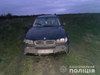 Поліція викрила буковинця, який вкрав автомобіль іноземця – фото