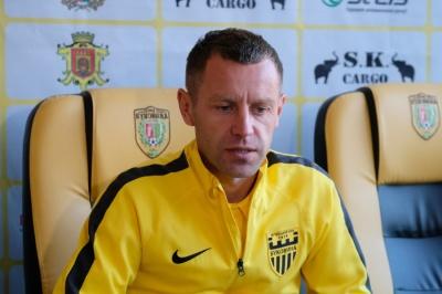 Головний тренер «Буковини» розповів, як гравці «зголодніли» за офіційними матчами