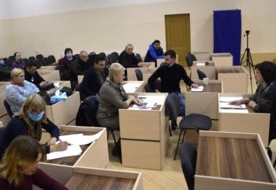 Оголосили результати виборів Новодністровської міськради