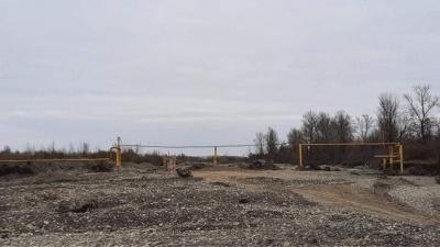 На Вижниччині збудували тимчасовий газопровід: у села починають подавати газ