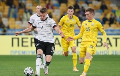 Чотири футболісти української збірної здали позитивні тести на COVID-19. Матч з Німеччиною - під загрозою