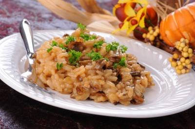Ніжне ризото з грибами: як приготувати апетитну страву