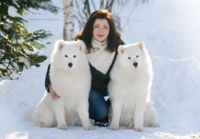 """""""Взимку замість куртки"""": чернівчанка носить речі з шерсті своїх собак"""