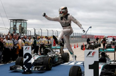 Формула-1. Гемілтон переміг на Гран-прі Туреччини та став чемпіоном світу