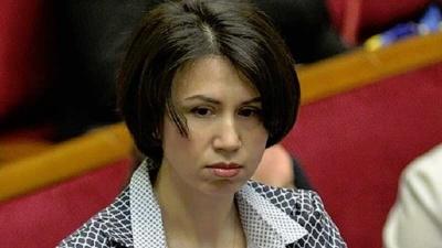 ДБР завершило розслідування справи проти екснардепки Чорновол